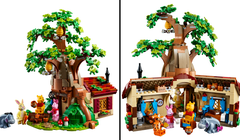 This Winnie the Pooh LEGO Set Lets you Revisit the Hundred Acre Wood