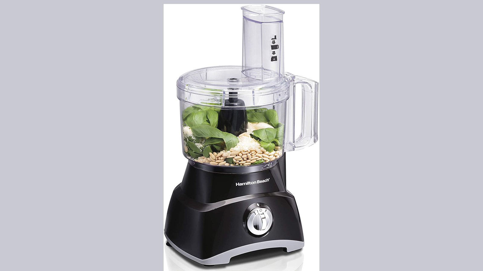 Get a Helping Hand in the Kitchen with a Hamilton Beach Food Processor