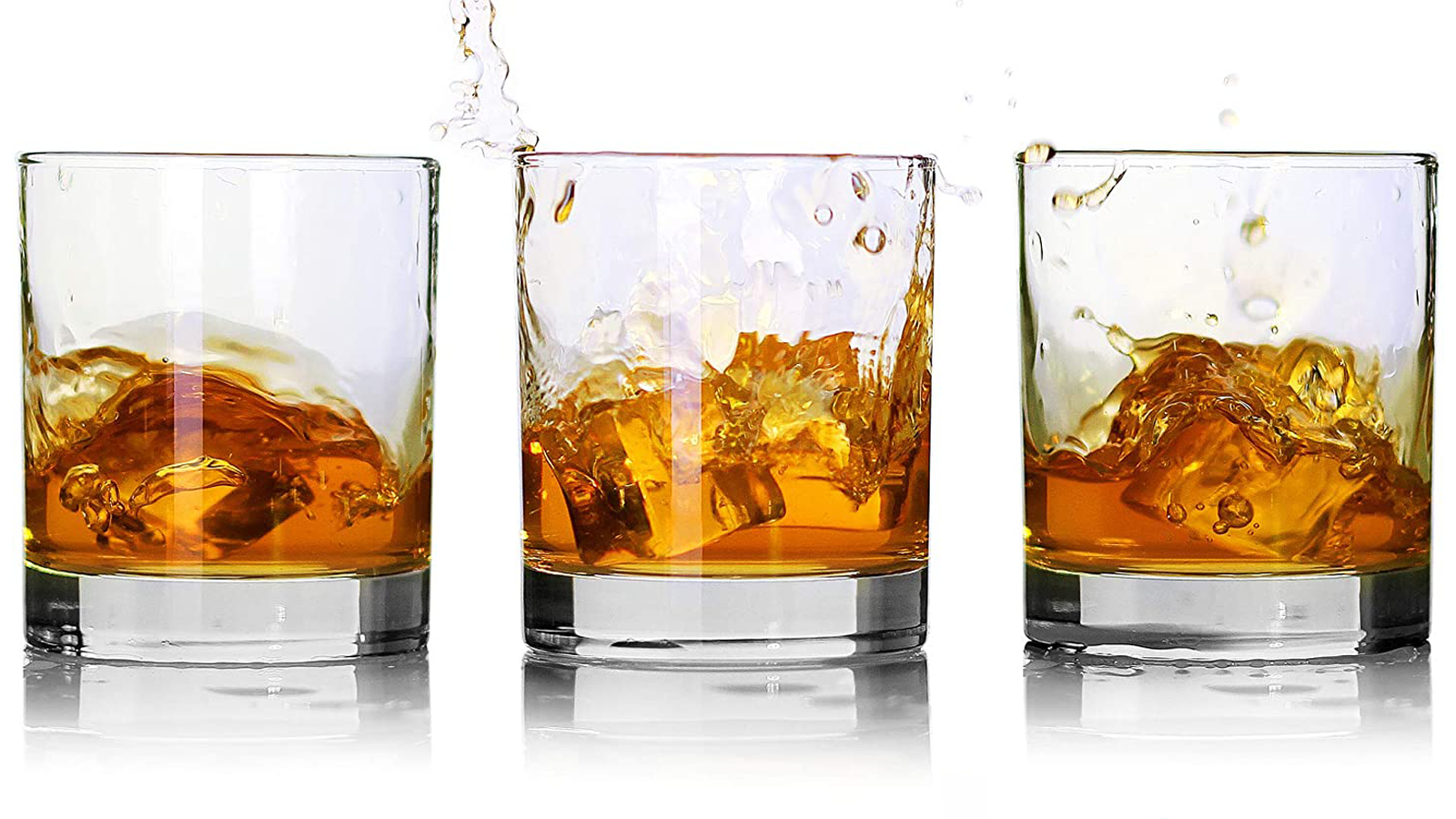 Upgrade Your Home Bar Setup with a Nice Set of Whiskey Glasses
