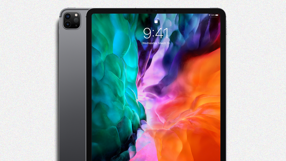 The 12.9-inch iPad Pro