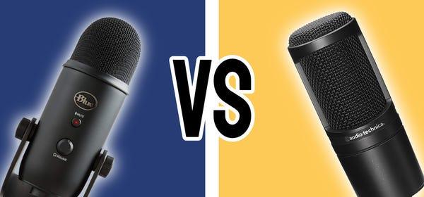 Should You Buy a USB or XLR Microphone?