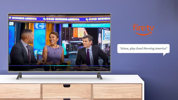 Amazon's FireTV Might Become an Actual TV