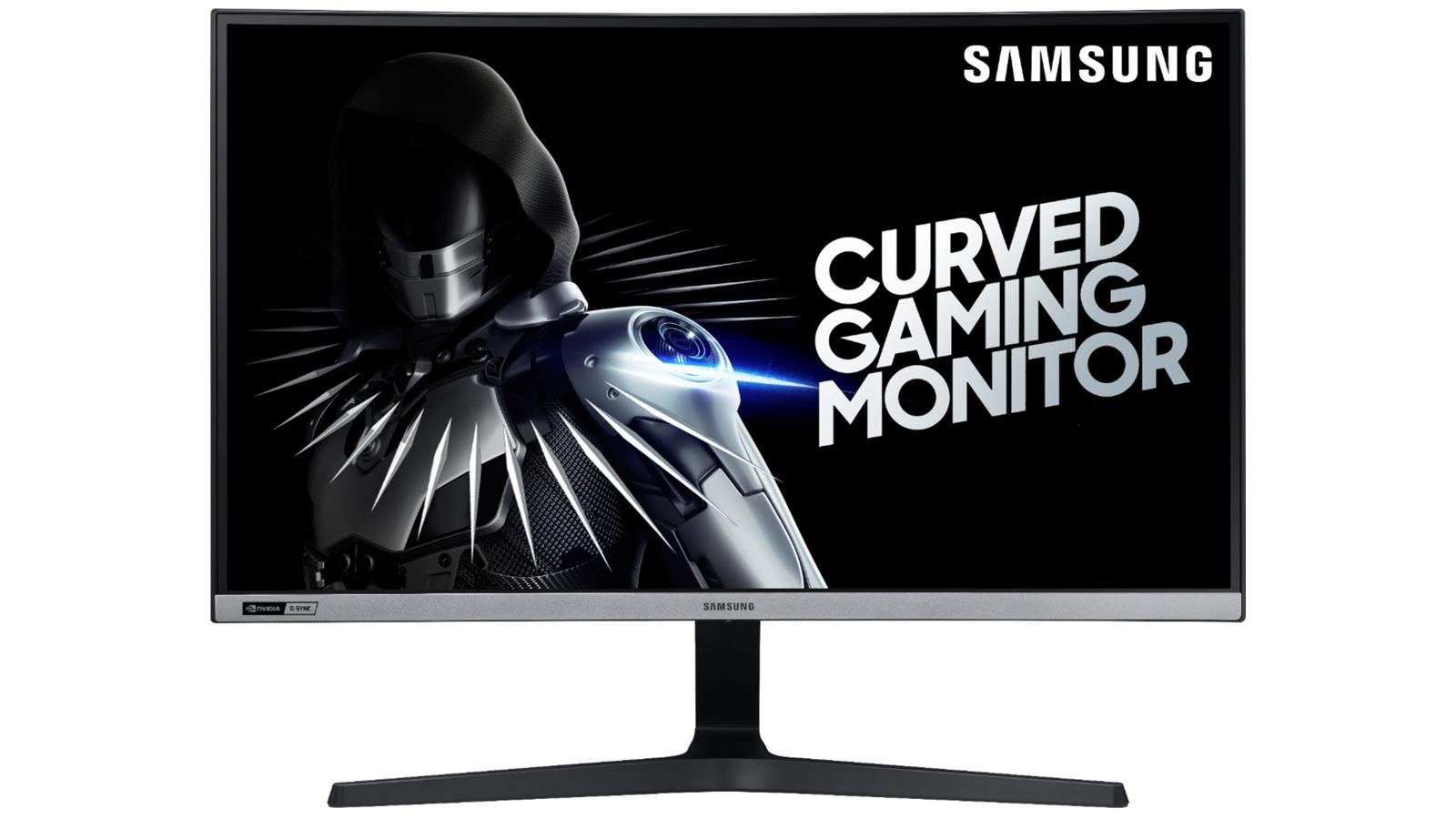 Samsung CRG5 Series 27-inch RapidCurve Gaming Monitor