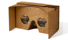 Google Trashes Its Carboard VR Googles