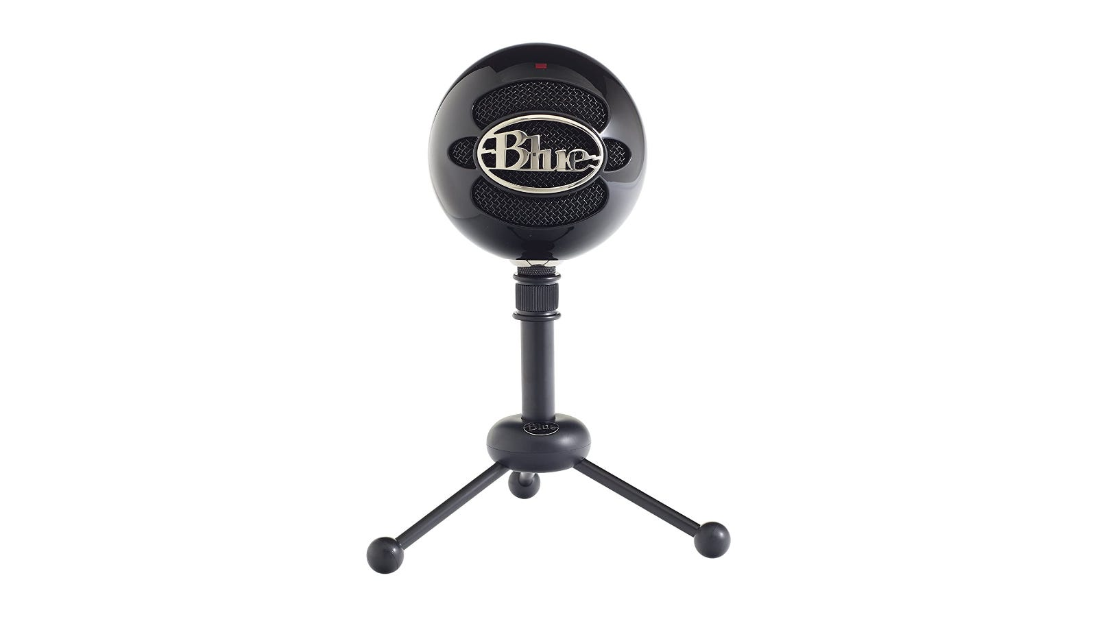 Blue Snowball microphone