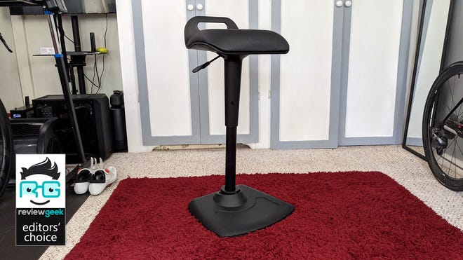 Vari Active Seat Review: The Chair for People Who Love Standing