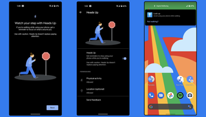 """Android's """"Heads Up"""" Feature Will Remind You Not to Walk and Text"""