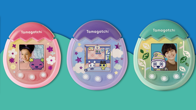 New Tamagotchi Pix Eats Photos Of Real Food