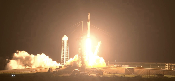 SpaceX Successfully Reused a Rocket to Send Astronauts to the ISS