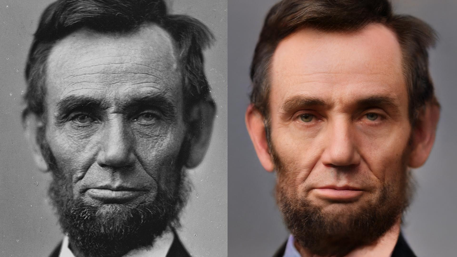 La nueva IA para colorear fotos corrige el efecto de arrugas del anciano de las primeras fotografías 12