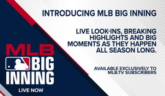 MLB.TV's 'Big Inning' Shows You the Ten Minutes of Baseball That Matter