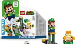 LEGO Luigi Starter Set Leaked on Amazon