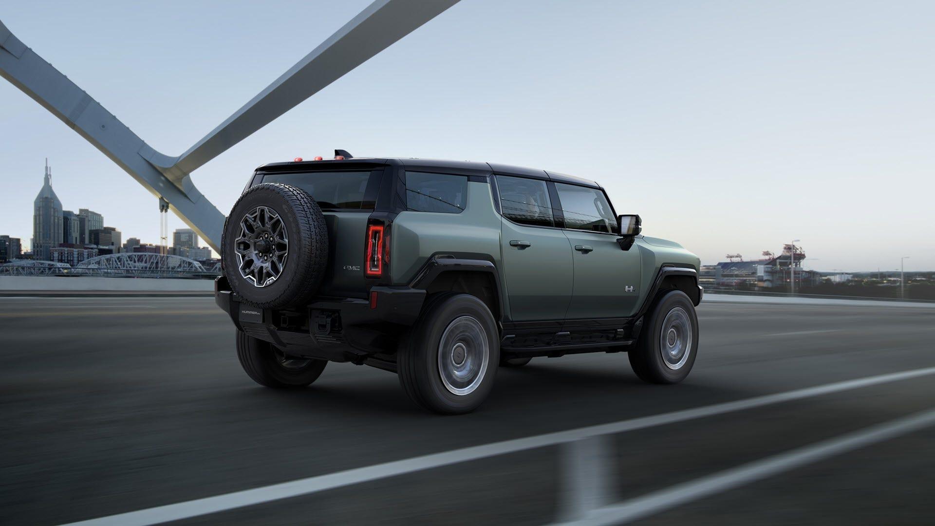 El nuevo SUV Hummer EV en realidad se parece a un Hummer, comienza en $ 80,000 12