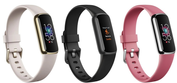 """Fitbit May Release a High-End """"Luxe"""" Fitness Tracker"""