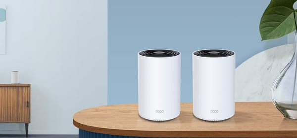 TP-Link's Latest Tri-Band Wi-Fi 6 Mesh System Costs Just $280