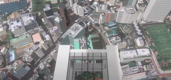 Ever Wanted to Bungee off Tokyo Tower? Now You Can … in VR