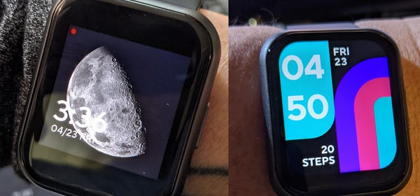 The Wyze Watch 44 and 47 are Completely Different and We Don't Know Why