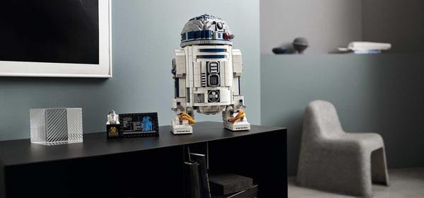 LEGO's New R2D2 Set Includes a Secret Nod to 'Return of the Jedi'