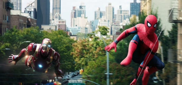 Spider-Man and Other Sony Films Will Web-Sling Onto Disney+ and Hulu