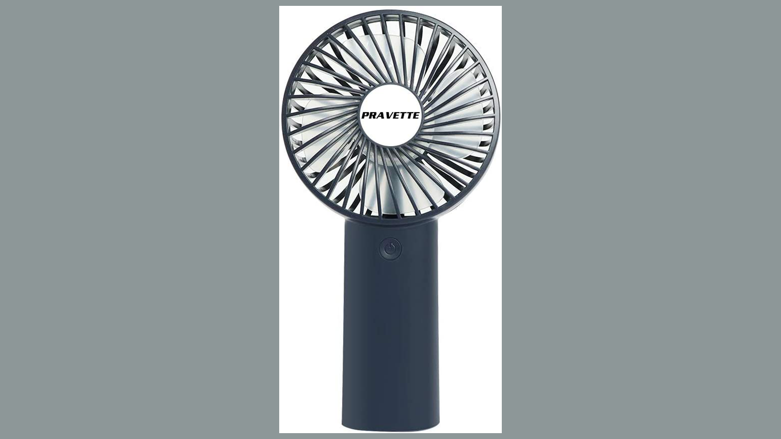 Stay Cool on the Go with This Portable Handheld Fan