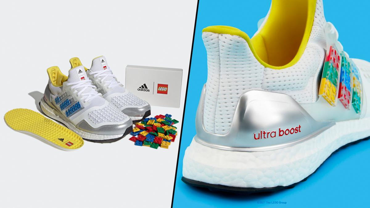 New LEGO x Adidas Sneaker