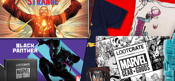 These 9 Geeky Subscription Boxes Will Indulge Your Inner Nerd