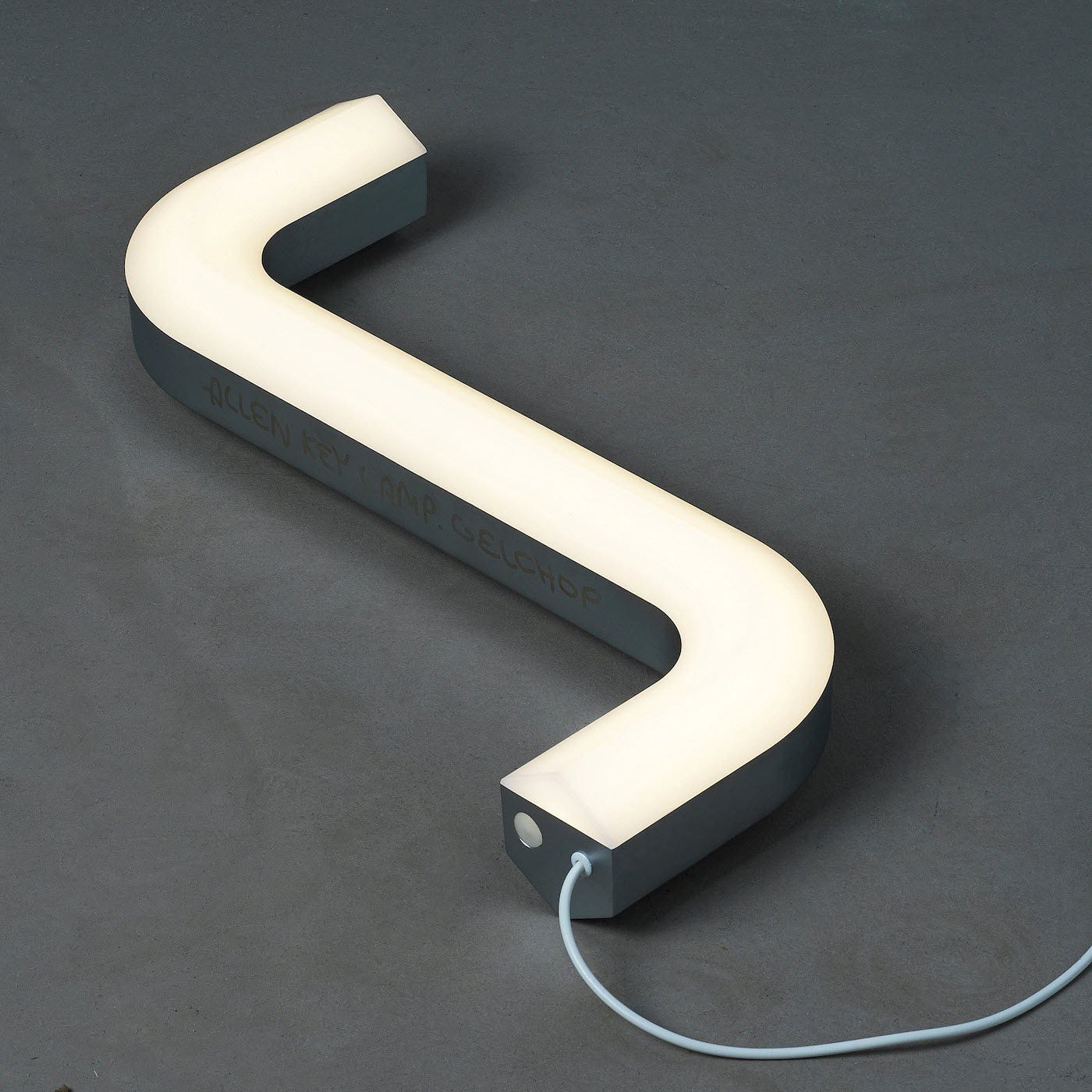 Allen Wrench Table Lamp