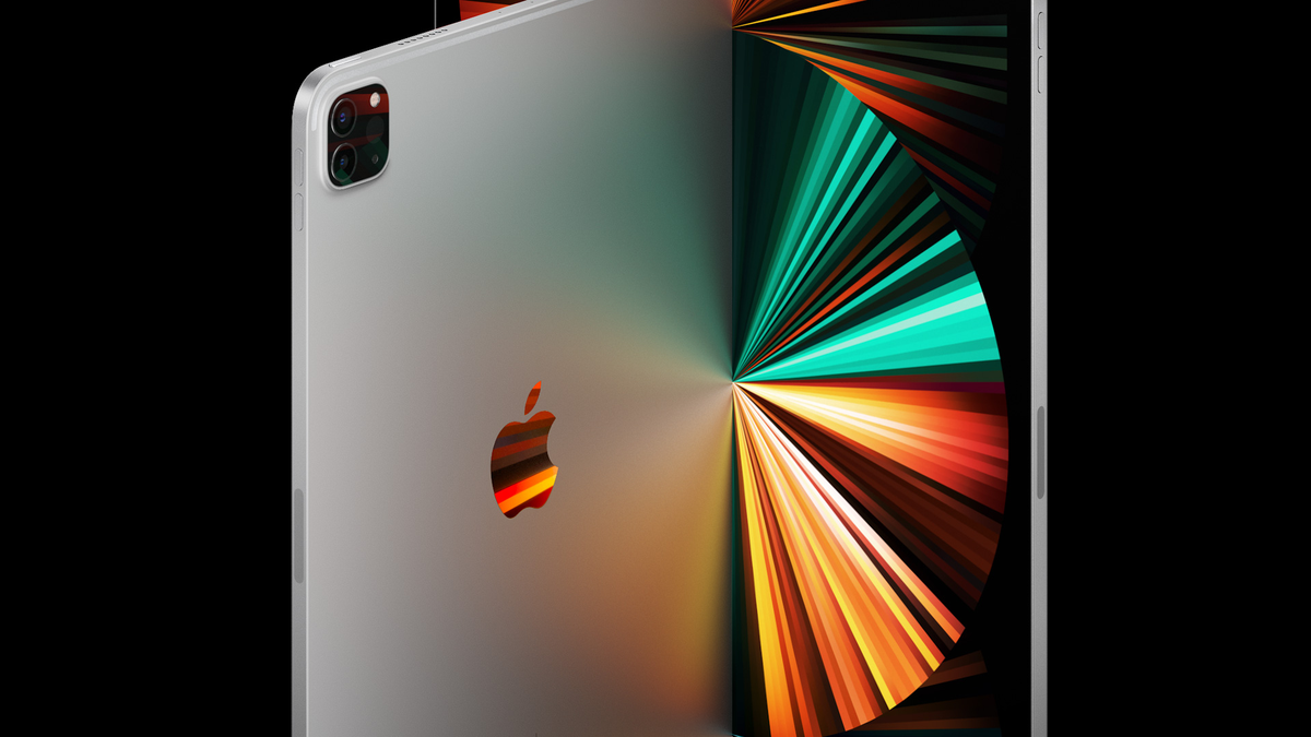 The iPad Pro for 2021.