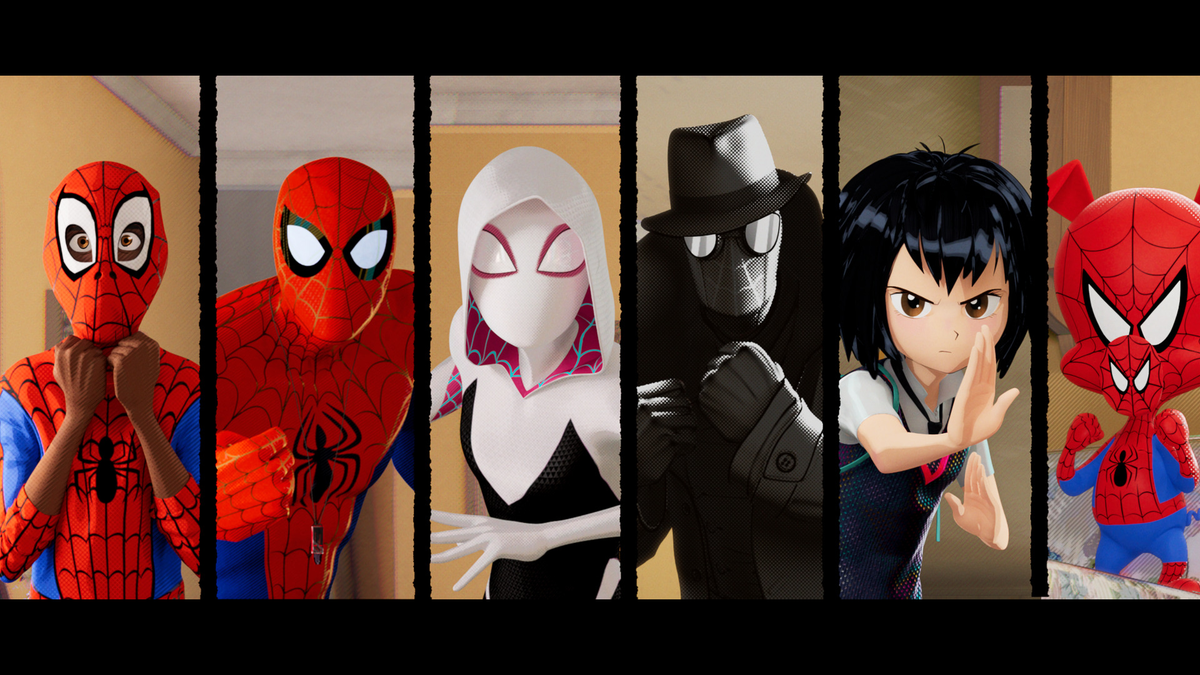 An image from 'Spider-Man: Into the Spider-Verse'