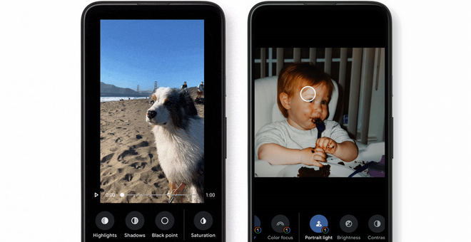 Google Photos' Revamped Video Editor Arrives on Android