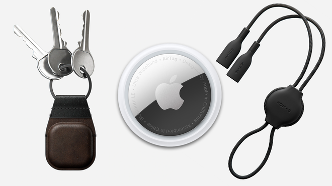 Nomad Launches AirTags Keychain and Glasses Strap with $10 Pre-Order Discount