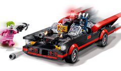 LEGO'S New Classic Batmobile Comes with Everything but BatShark Repellant