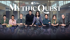 What We're Watching: 'Mythic Quest' Sent Me on a Binge Quest