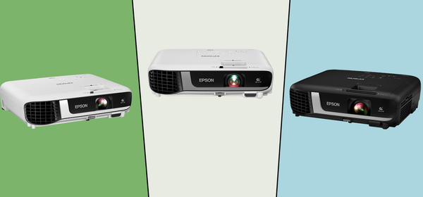 Epson's Three New Projectors Are Perfect for Traveling Work Professionals