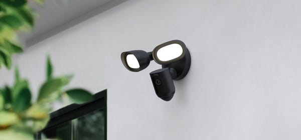 Ring's New Floodlight Cam Tracks Your Visitors with Radar