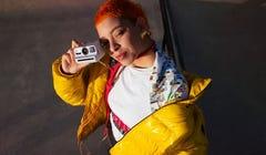 Polaroid's Tiny Instant Camera is Big on Nostalgia