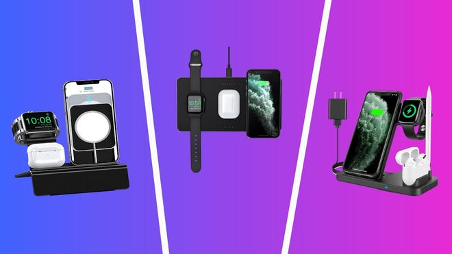 The 7 Best Charging Docks for Your iPhone, AirPods, and Apple Watch