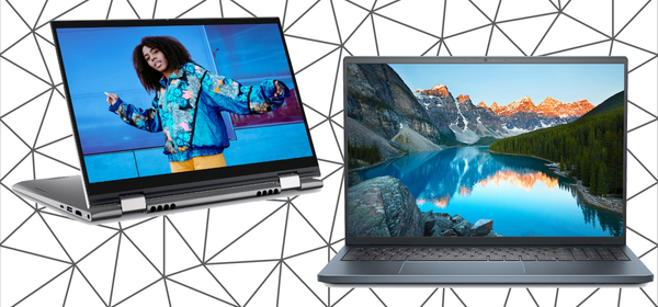With Its New Inspiron Family, Dell Has a Laptop for Everyone