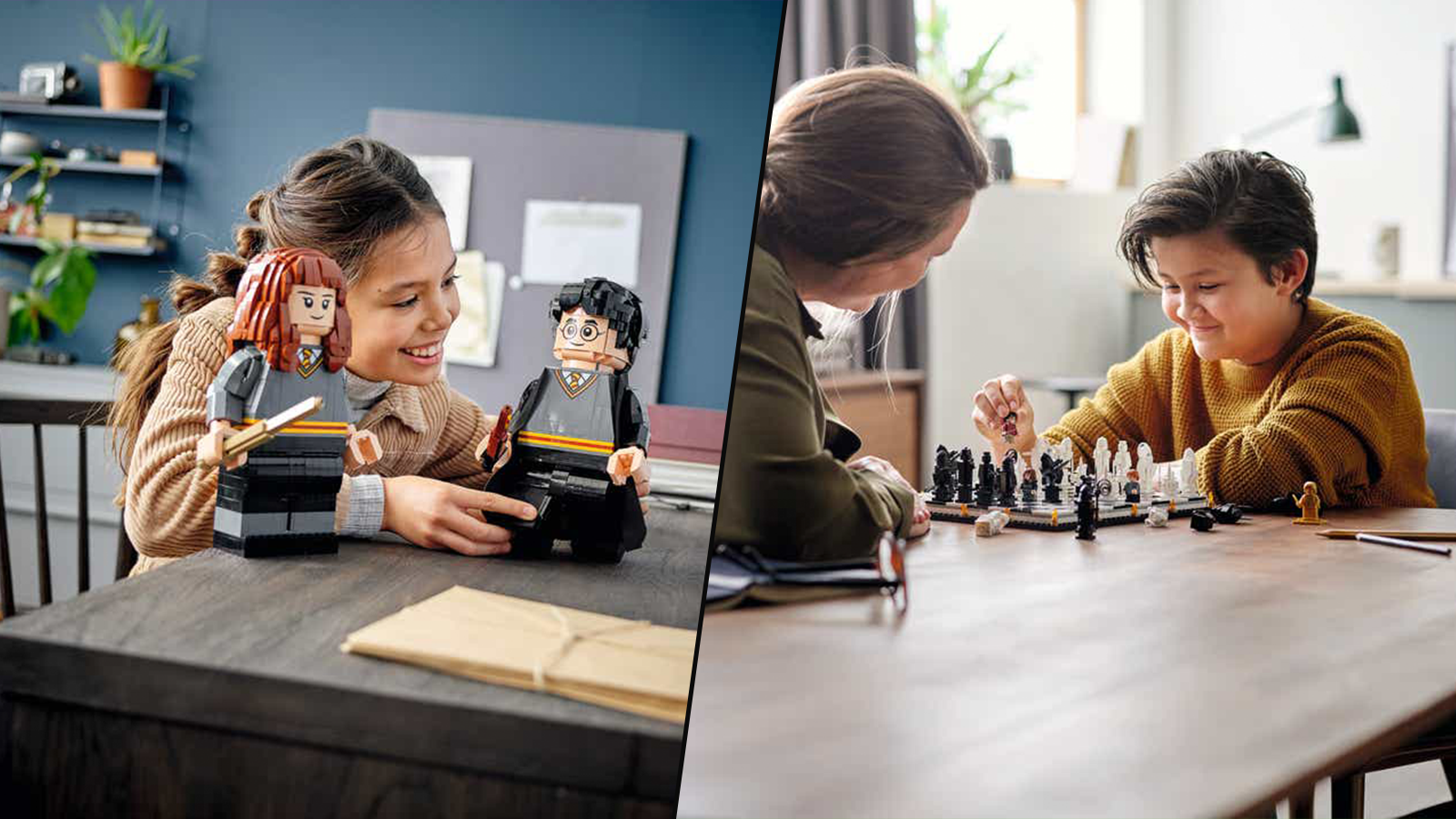 Two additional LEGO Harry Potter sets