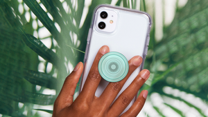 PopSockets Debuts a Plant-Based Grip Made from Beans and Corn Starch