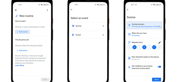 Google's Upcoming Assistant Shortcuts Still Aren't the Routines We Need