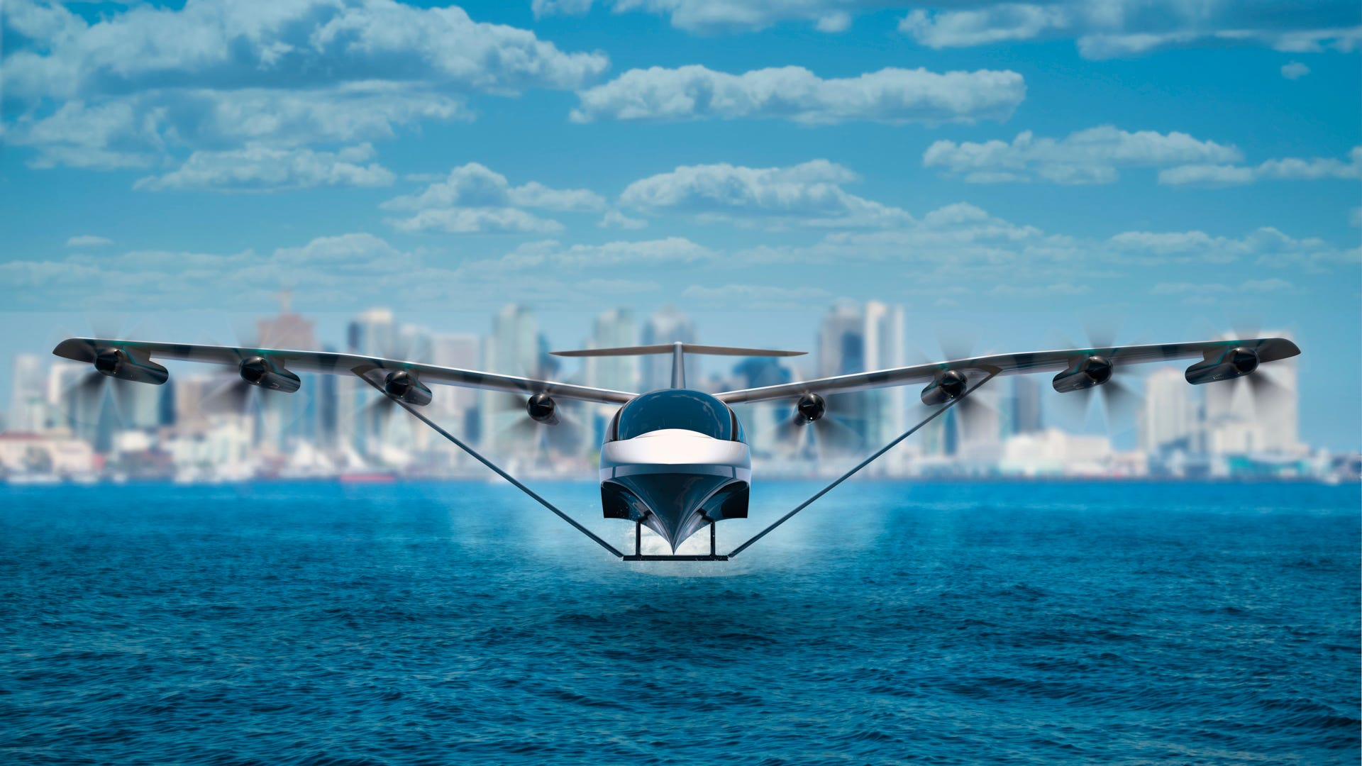 "<p>This Startup's""Electric Seaglider"" Promises Coastal City Travel in 180 Mph thumbnail"