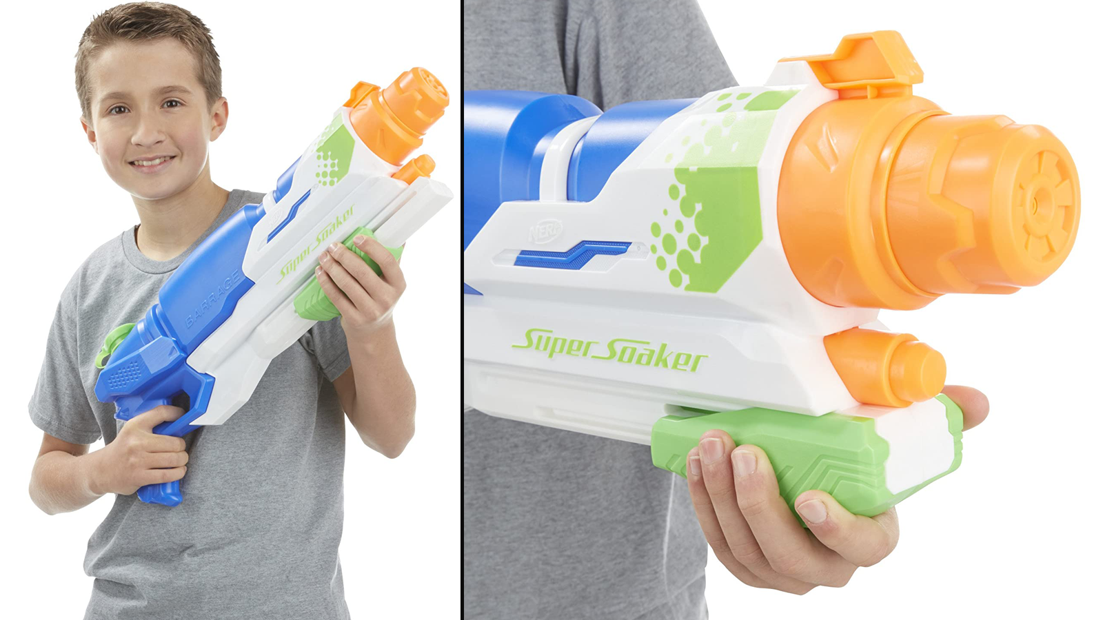 Prepare for Summer Backyard Events with This NERF Super Soaker