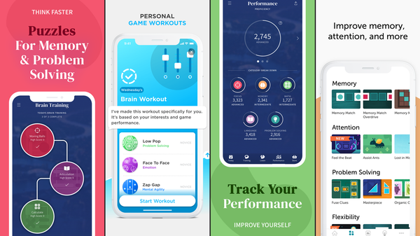 The 6 Best Brain Training Apps and Games