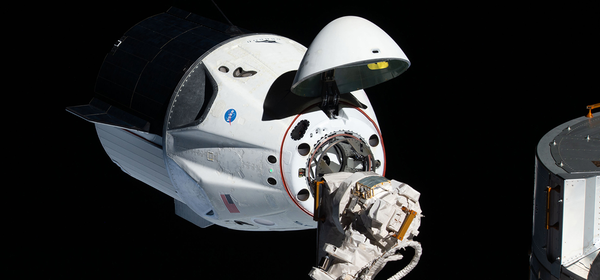 Good News: SpaceX Capsule Wasn't On a Collision Course with a UFO
