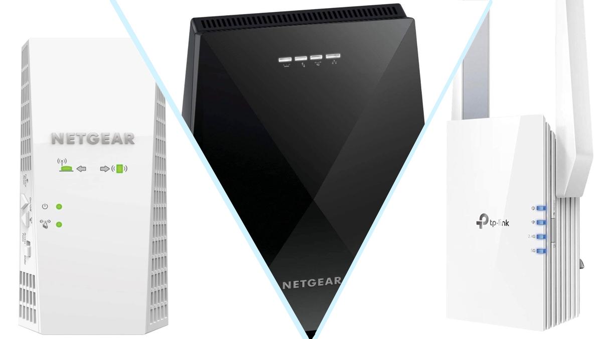 best Wi-Fi range extenders