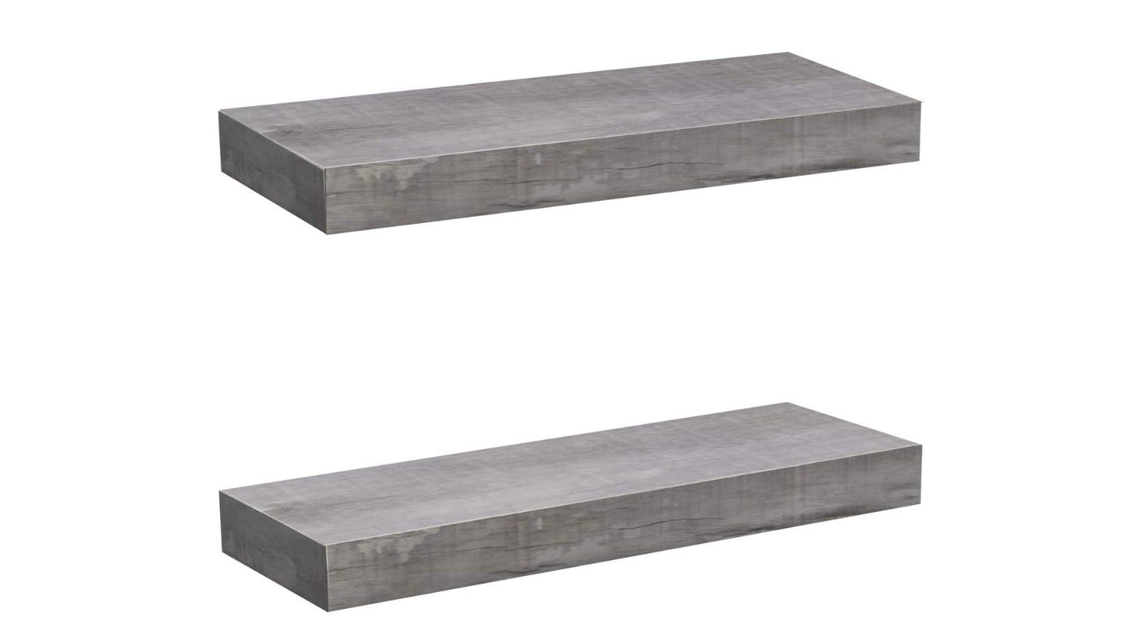 Sorbus Floating Shelf set of two