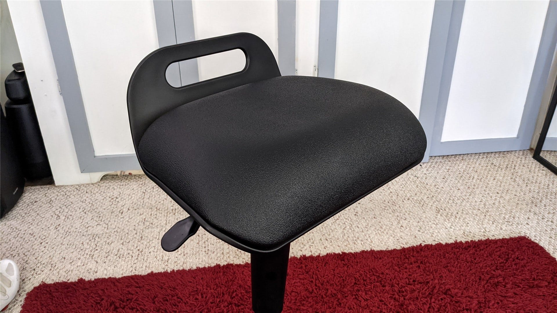 A closer look at the Active Seat seat
