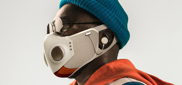 Will.i.am's Xupermask Smart Mask Takes Inspiration from Sneakers and Smartphones