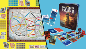 The 7 Best Travel Themed Board Games